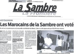 article sambre